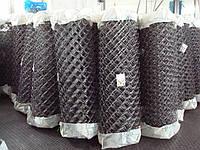 Рабица черная 50 мм, 1.5*10м, 1,8мм (шт)