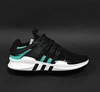 Кроссовки Adidas Equipment Support ADV Black Sub Green