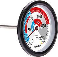Термометр механический для коптильни и барбекю 102200