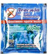 Таблетки от моли (лаванда) Global