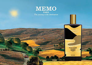 Memo Italian Leather парфюмированная вода 75 ml. (Тестер Мемо Итальянская Кожа), фото 3