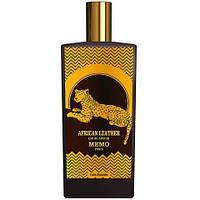 Memo African Leather парфюмированная вода 75 ml. (Тестер Мемо Африканская Кожа)
