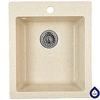 Мойка из искусственного камня (гранитная) Minola MPG 1040-42 Пирит