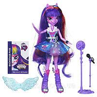 My Little Pony Лялька Твайлайт Спаркл Рок-Зірка (Equestria Girls Twilight Sparkle, Искорка Рок-звезда)