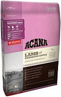 Acana Lamb & Okanagan Apple, 340 гр