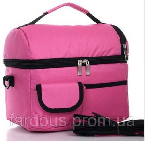 90f98893 Термо - Сумка, Органайзер Термобокс Дорожный Розовый: продажа, цена ...