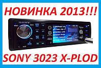 Автомагнитола Sony 3023 (LCD 3'★USB★SD★FM★AUX★ГАРАНТИЯ★ПУЛЬТ), сони 3023, соні 3023