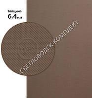 Набоечная резина TOPY, (ТОПИ) р. 400*600*6.4 мм, цв. тропик