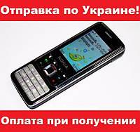 Мобильный телефон Nokia 6300 на 2 SIM! (Металлический корпус)