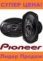 "Автоакустика Pioneer TS-A6995S (Овалы, 6х9"", 600W!)"