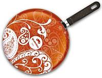 Блинная сковорода Granchio Crepe Orange 88274