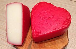 Zinka козий cыр полутвёрдый /красное сердечко 220g/