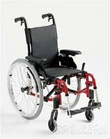 Облегченная детская коляска Invacare Action 3 NG Junior, ширина 20,5 см, огненно-оранжевый