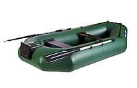 Лодка надувная гребная AQUA-STORM серии стандарт St249Dt (с навесным транцем)