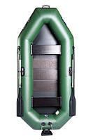 Лодка надувная гребная AQUA-STORM серии стандарт St280Dt (с навесным транцем)