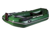 Лодка надувная гребная AQUA-STORM пермиум серия SS260Dt (с навесным транцем)