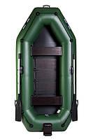 Лодка надувная гребная AQUA-STORM пермиум серия SS300Dt (с навесным транцем)