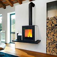 Печь-камин на дровах Piazzetta Qube 1
