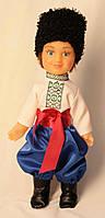 Кукла Украинец син. шаровары