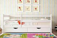 Кровать детская Амели Экстра (Бук)