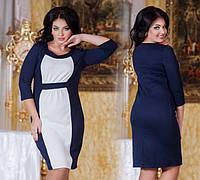 Д385 Платье размеры 54-56