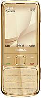 Китайский Nokia 6700, 2 SIM, Java. Металлический корпус. Золотистый