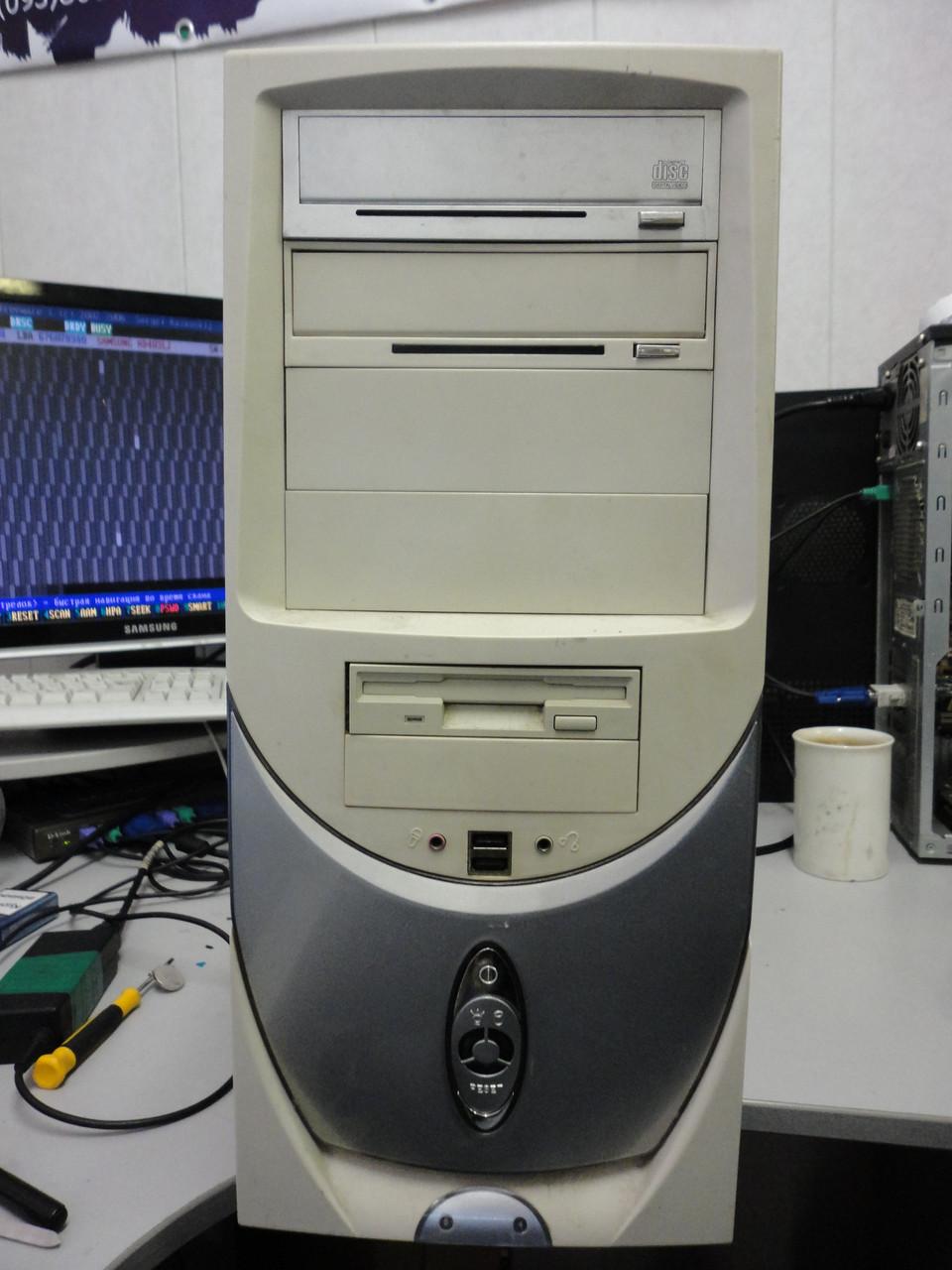 Настольный компьютер Biostar NF325-A7/AMD Sempron, 1,6 GHz/60Gb/256Mb/