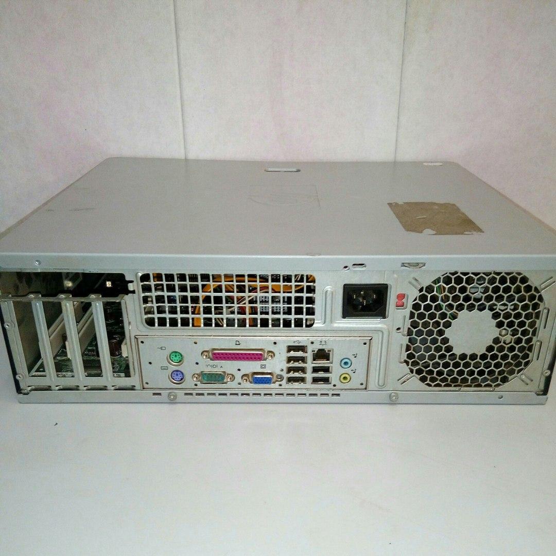 Настольный компьютер HP Compaq dc5700/Intel Dual Core E6300 1.8GHz/160