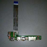 Плата USB Asus X502C