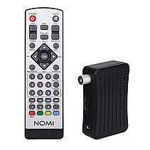 ТВ-тюнер Nomi T201 Black, фото 2