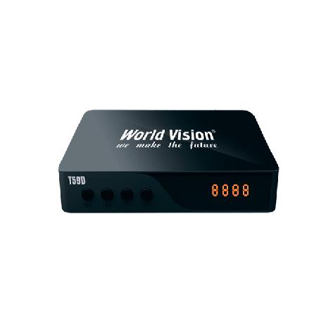 ТВ-тюнер World Vision T59D Wi-Fi, фото 2