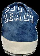 Женский пляжный рюкзак синего цвета UUU-000021, фото 1