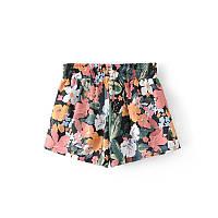 Легкие шорты цветочный принт, фото 1