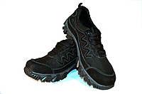 Тактические кроссовки TL-900 в чёрном цвете