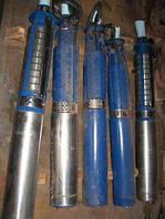 Насос ЭЦВ 10-160-50 погружной для воды нержавеющая сталь