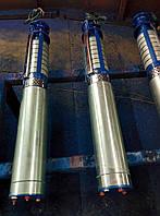 Насос ЭЦВ 10-120-140 погружной для воды нержавеющая сталь