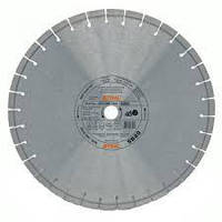 Алмазный диск по твердому камню S 80 диаметром 300 мм. х 2,6 мм.
