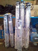 Насос ЭЦВ 10-63-110 погружной для воды