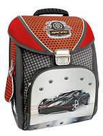 """Школьный рюкзак CF85652 """"Black Car"""" для мальчиков Cool For School"""