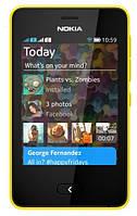 Мобильный телефон Nokia 501 Asha Dual Sim Cyan UCRF (гарантия 12 мес)