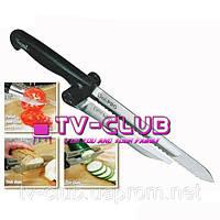 Кухонный нож для нарезания одинаковыми ломтикам Deli Pro