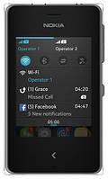 Мобильный телефон Nokia 500 Asha Dual Sim Black UCRF (гарантия 12 мес)