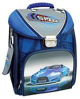 """Детский школьный рюкзак CF85653 """"Blue Car"""" Cool For School"""