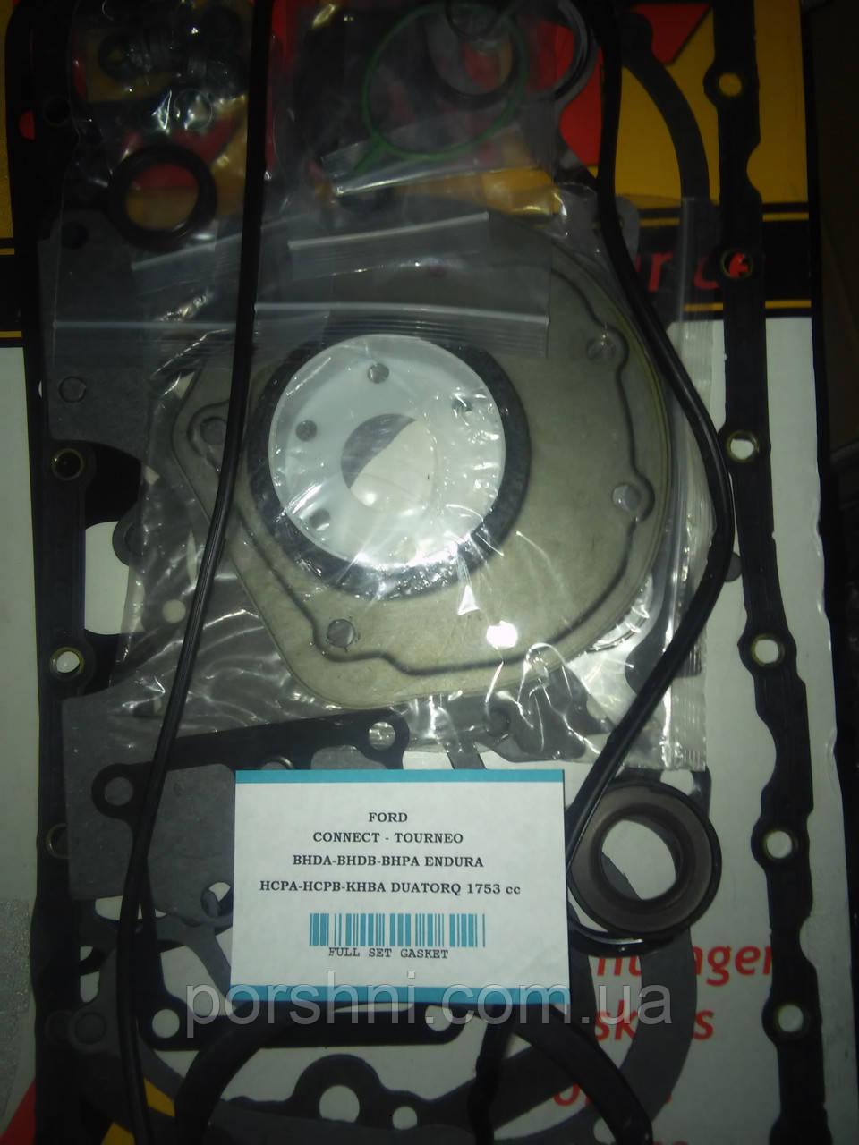 Комплект прокладок Ford Focus Conekt 1.8 DI