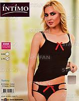 Женская комплект нижнего белья из Турции INTIMO 5528 L/XL. Размер 46-48.