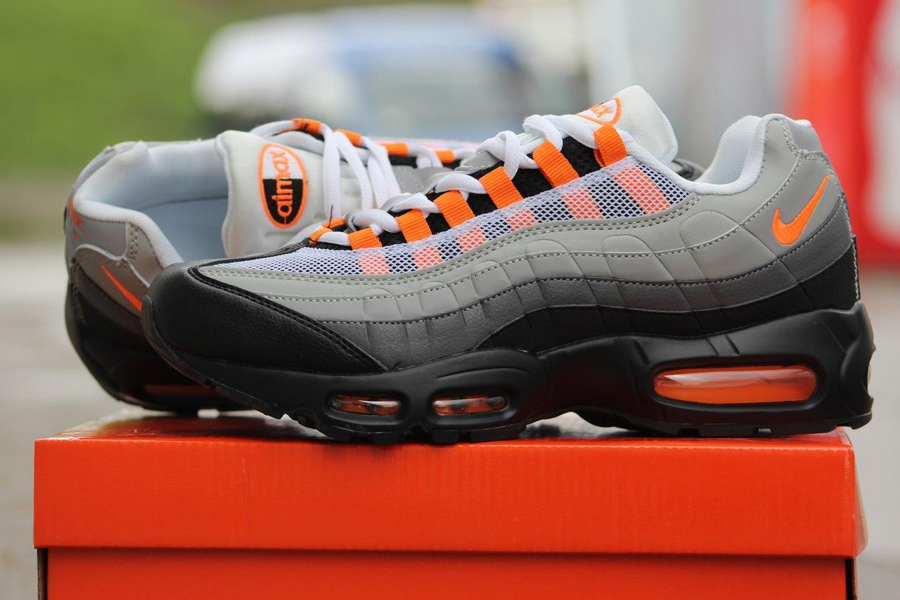 Мужские кроссовки Nike Air Max 95 - Интернет-магазин обуви
