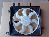 Вентилятор радиатора кондиционера для Geely CK2 - Джили СК2 - 1016003507, код запчасти 1016003507