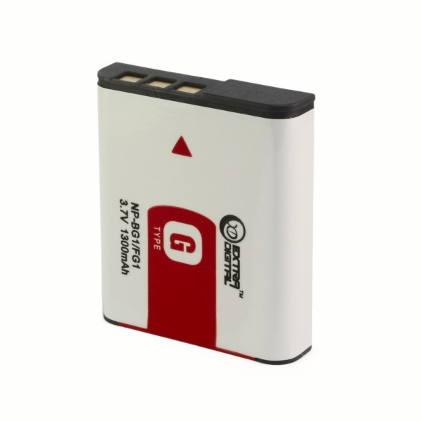 Аккумулятор Sony NP-BG1, Extradigital, 1300 mAh / 3.7 V, Li-Ion (BDS2645) - Sale365 в Николаеве