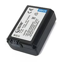 Аккумулятор Sony NP-FW50, Extradigital, 1080 mAh / 7.4 V, Li-Ion (BDS2678)