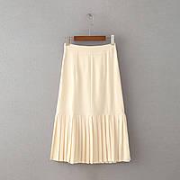 Светлая летняя юбка, фото 1